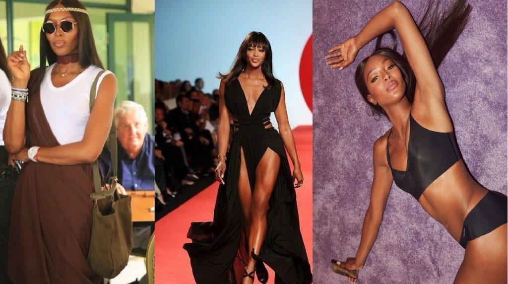 Секреты красоты наоми кэмпбелл, которые помогают ей в 50 лет выглядеть на 30