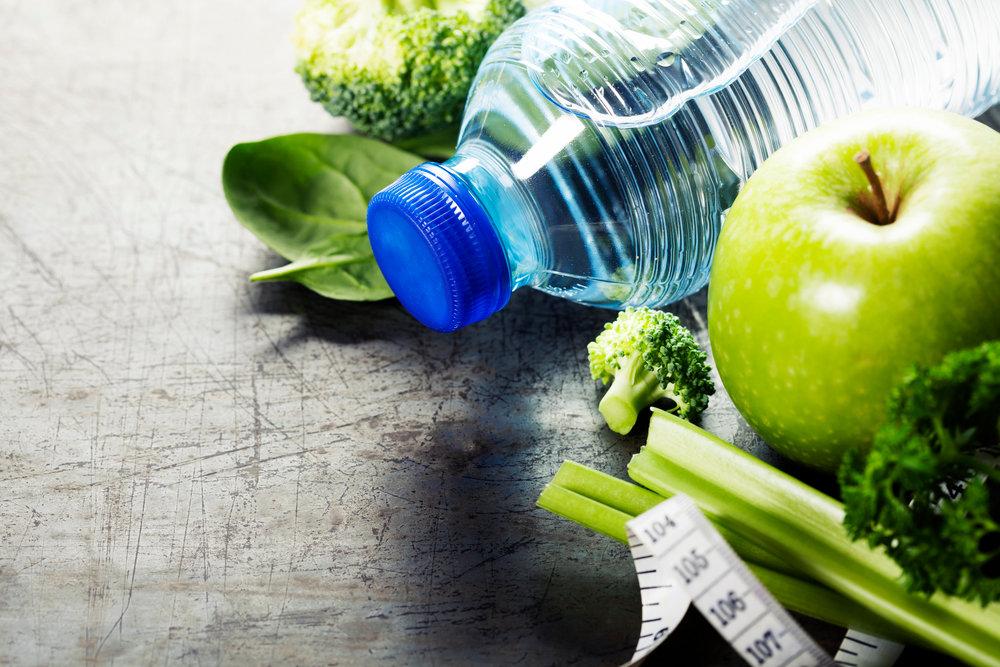 Разгрузочные дни для похудения и диет