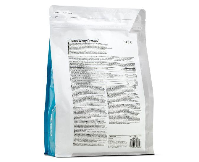 Impact whey 1000 гр - 2,2lb (myprotein)
