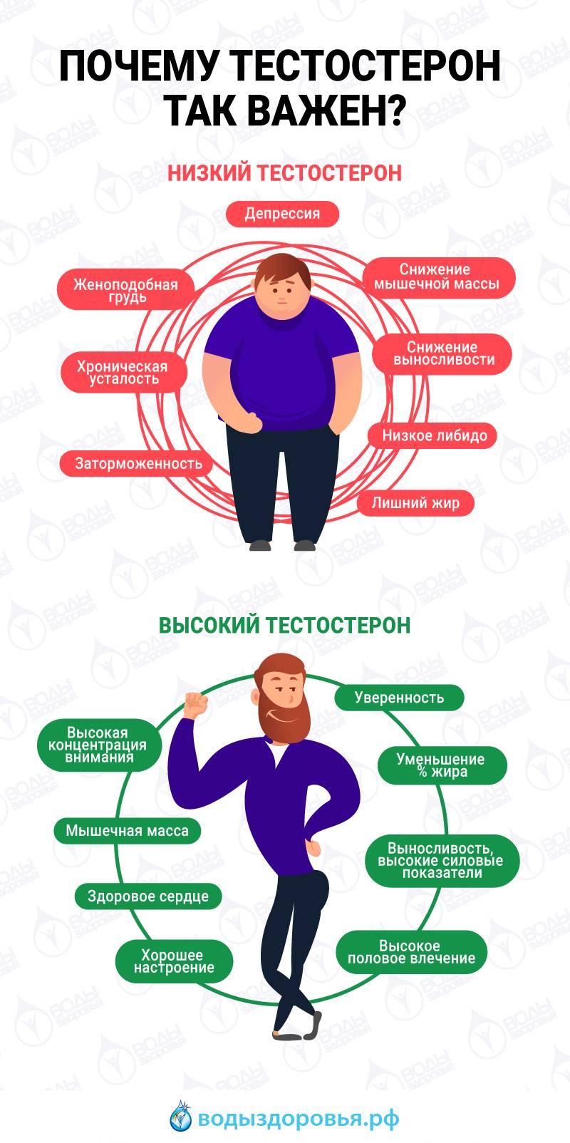 Как повысить тестостерон у мужчин, эффективные способы