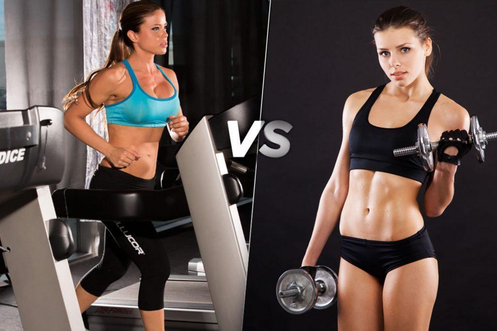Как совмещать силовые и кардио тренировки?