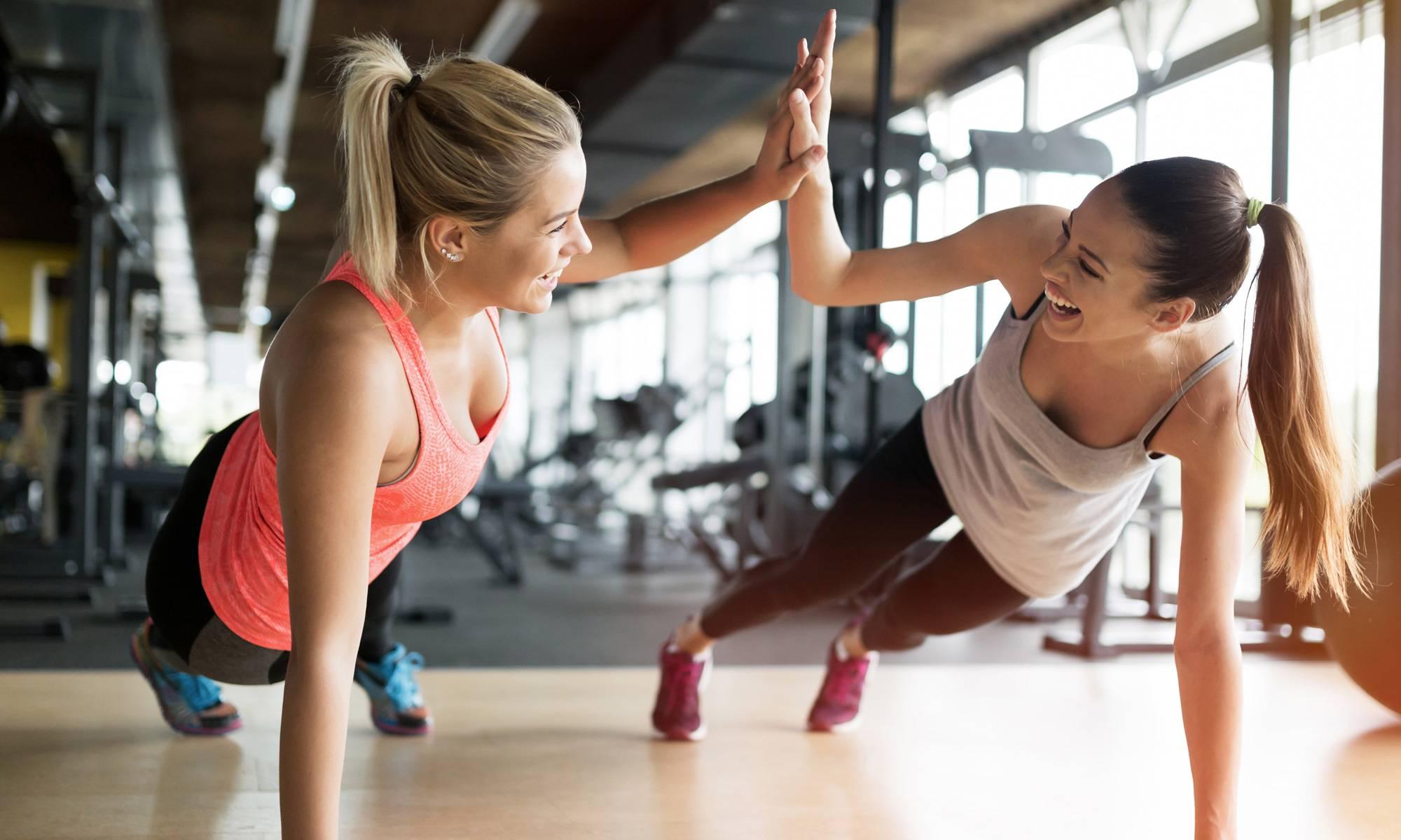 Польза фитнеса для женщин