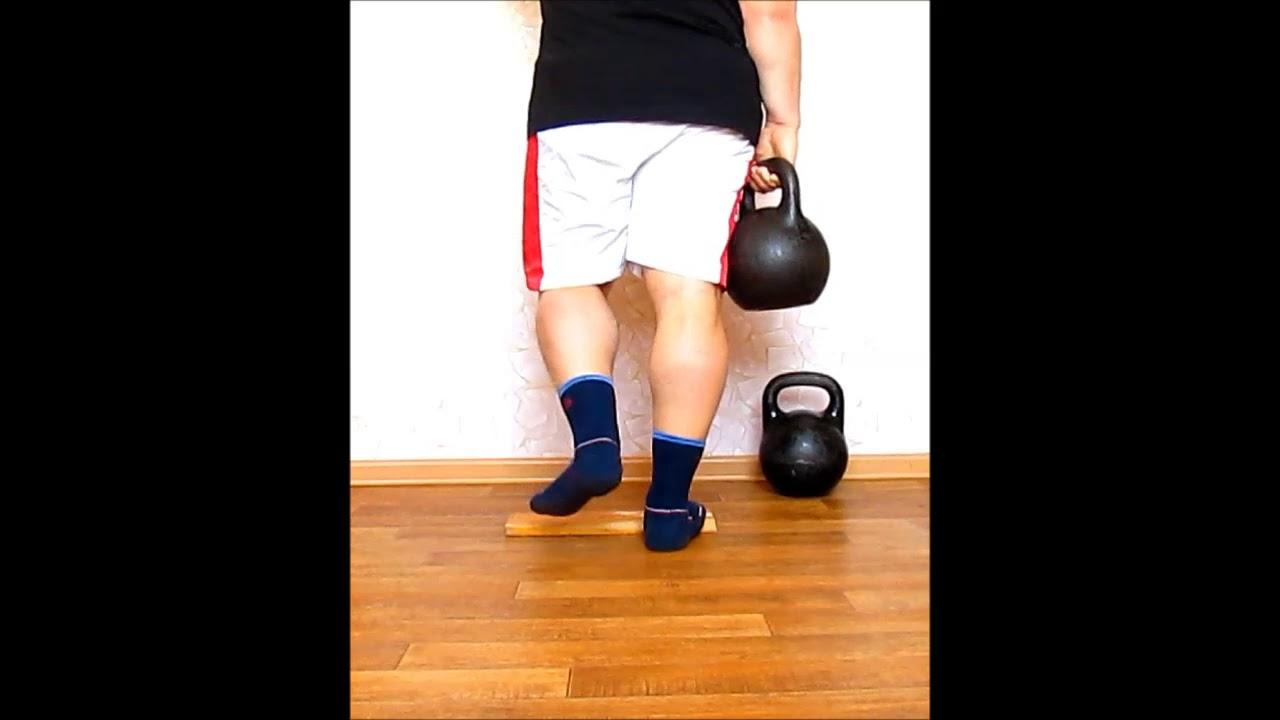 Комплекс упражнений с гирей в домашних условиях для сжигание жира и укрепление мышц - athleticbody.ru
