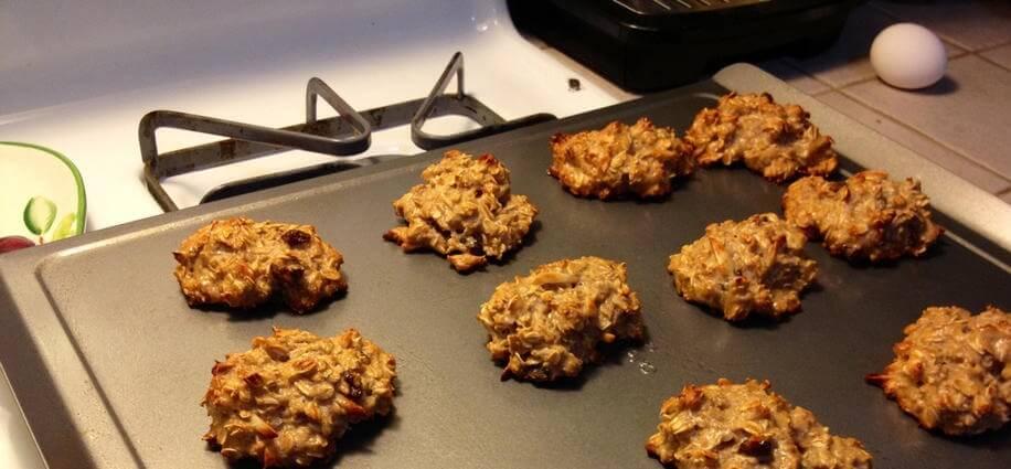 Рецепт протеинового печенья в домашних условиях