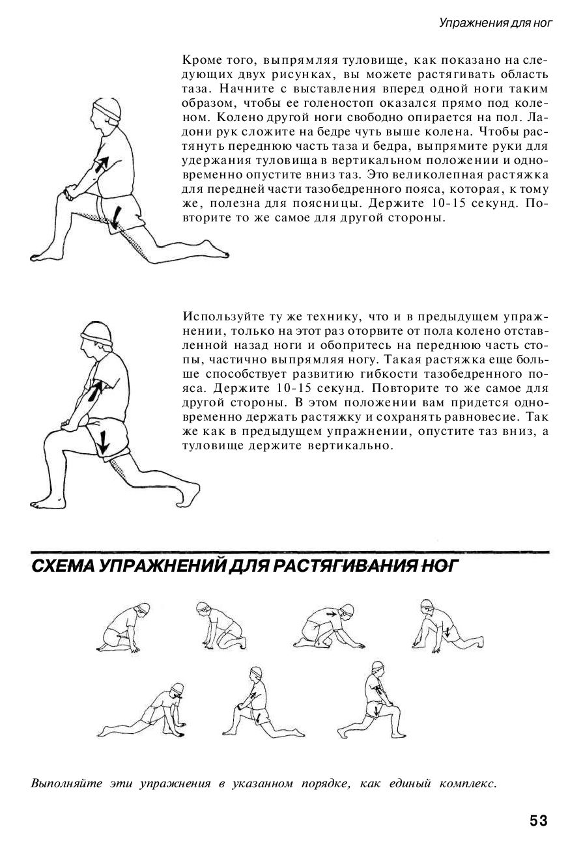 Эффективные упражнения для растяжки и гибкости для начинающих