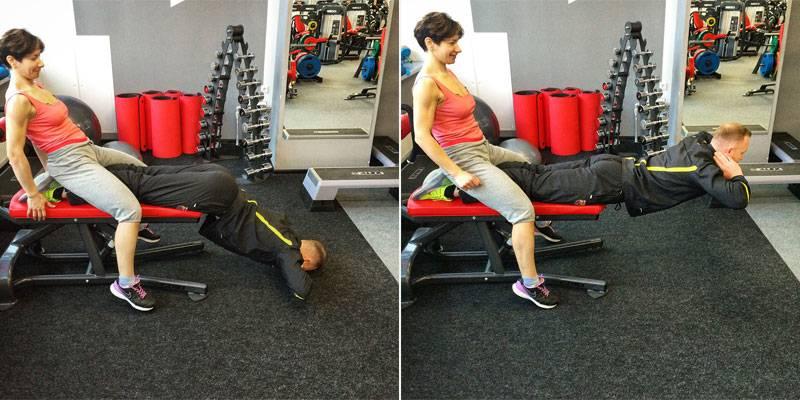 7 упражнений для укрепления мышц спины в домашних условиях