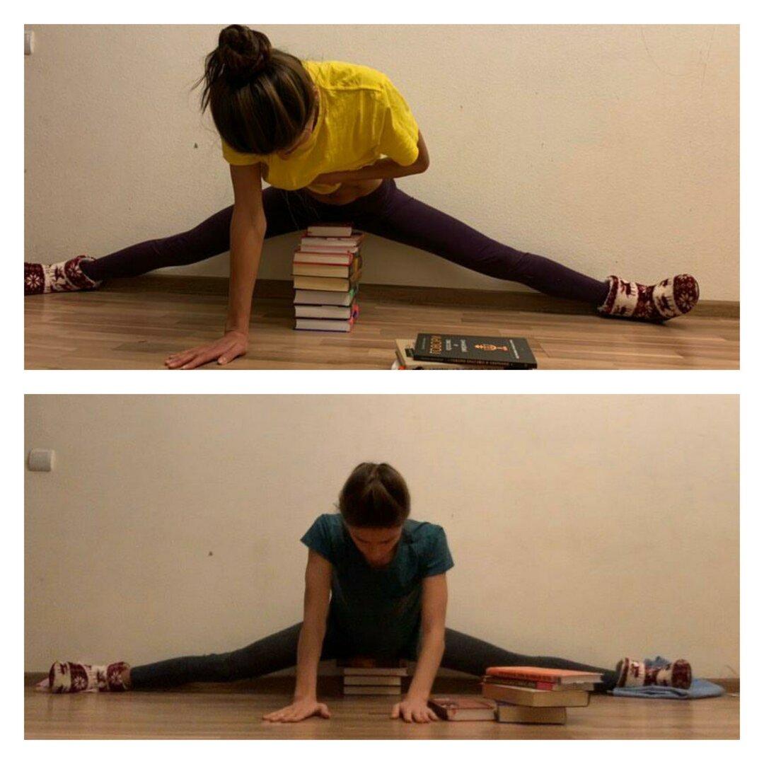 Поперечный шпагат: польза и 12 самых эффективных упражнений