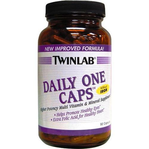 Daily one caps от twinlab: как принимать, состав и отзывы