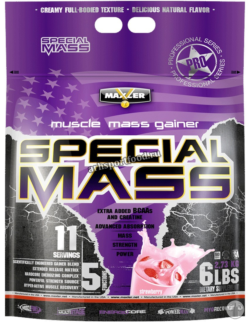 Special mass gainer от maxler