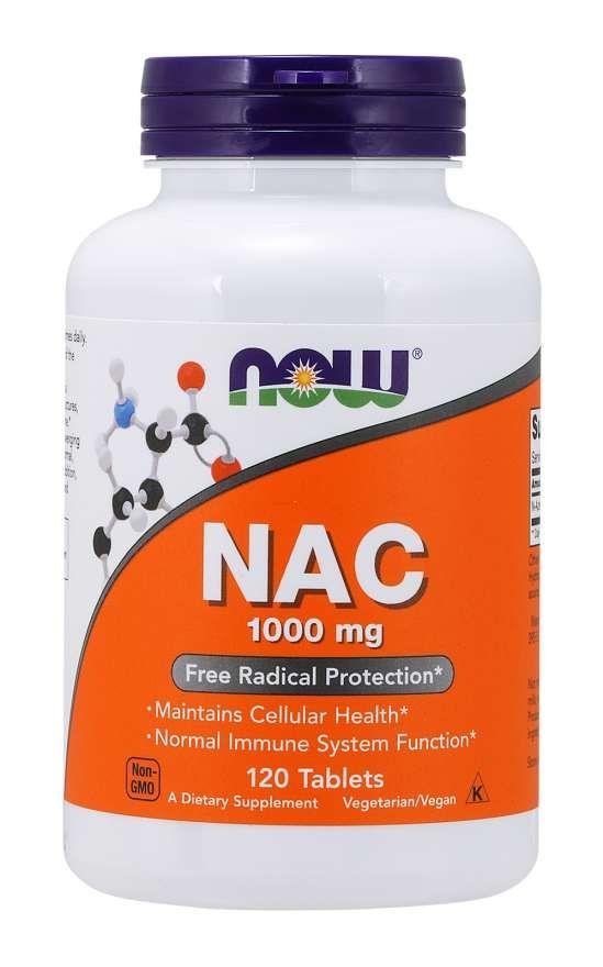 9 полезных свойств ацетилцистеина (nac)