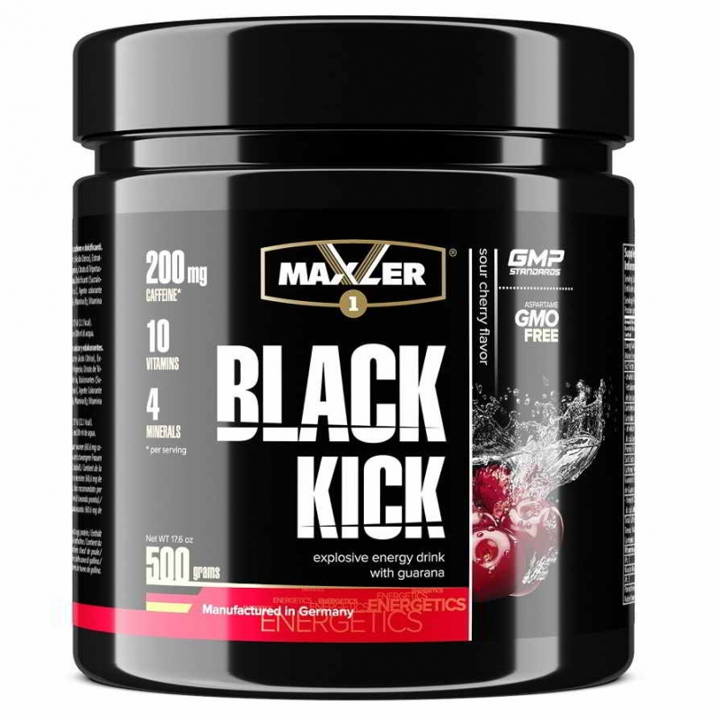Black kick от maxler