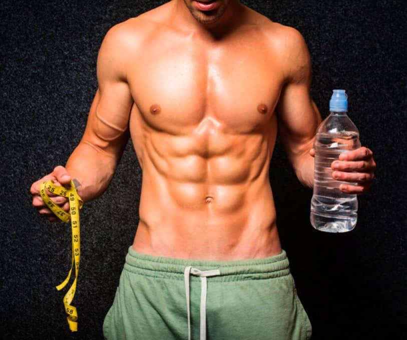 Жесткая диета для сушки тела