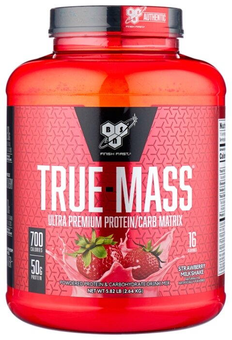 True-mass от bsn