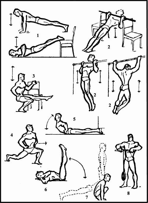 Упражнения для кистей рук: как накачать запястья рук (в т.ч. домашних условиях)