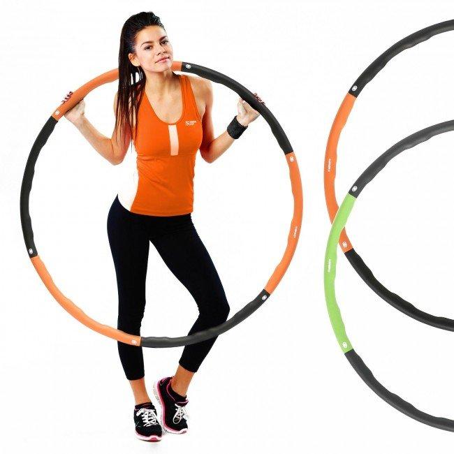 Упражнения с обручем (хулахупом) — sportfito — сайт о спорте и здоровом образе жизни