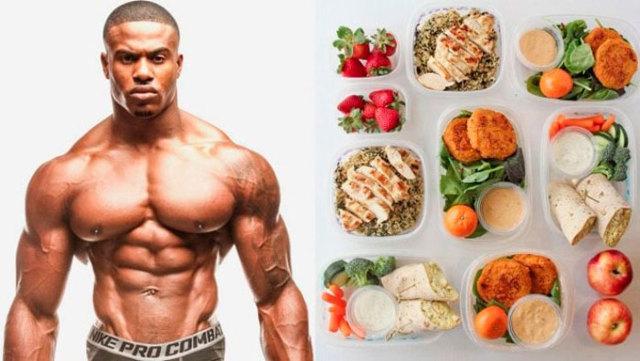 Питание для эктоморфа: правильный рацион для набора мышечной массы