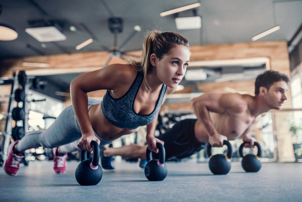 Функциональный тренинг – развитие всех физических показателей в одной тренировке