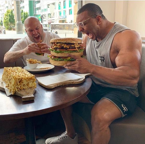 Читмил: как питаться правильно, но съесть то, что нравится - фитнес и диеты