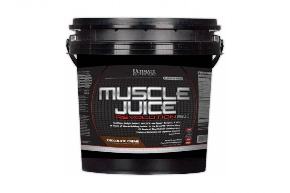 Muscle juice revolution 2600 противопоказания