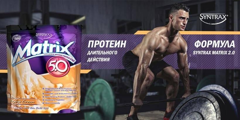 Отзывы спортивное питание syntrax протеин matrix 2.0 » нашемнение - сайт отзывов обо всем