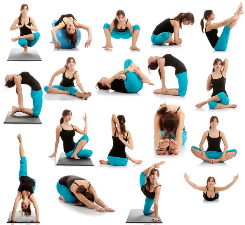 Упражнения на растяжку - 75 фото, правила выполнения и рекомендации профессионалов