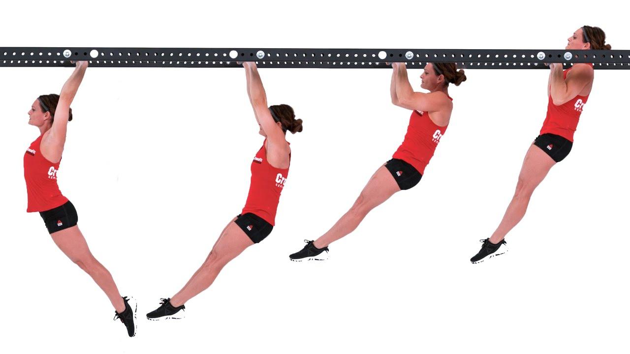 Подтягивания узким хватом: техника, что дают, какие мышцы работают