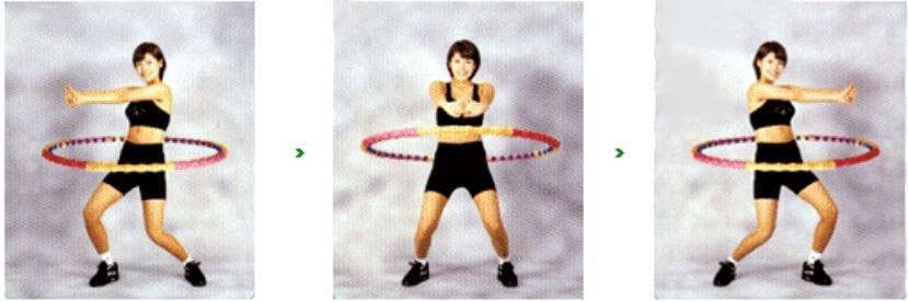 Обруч для талии - польза и противопоказания. как правильно выбрать хулахуп и результаты похудения с фото