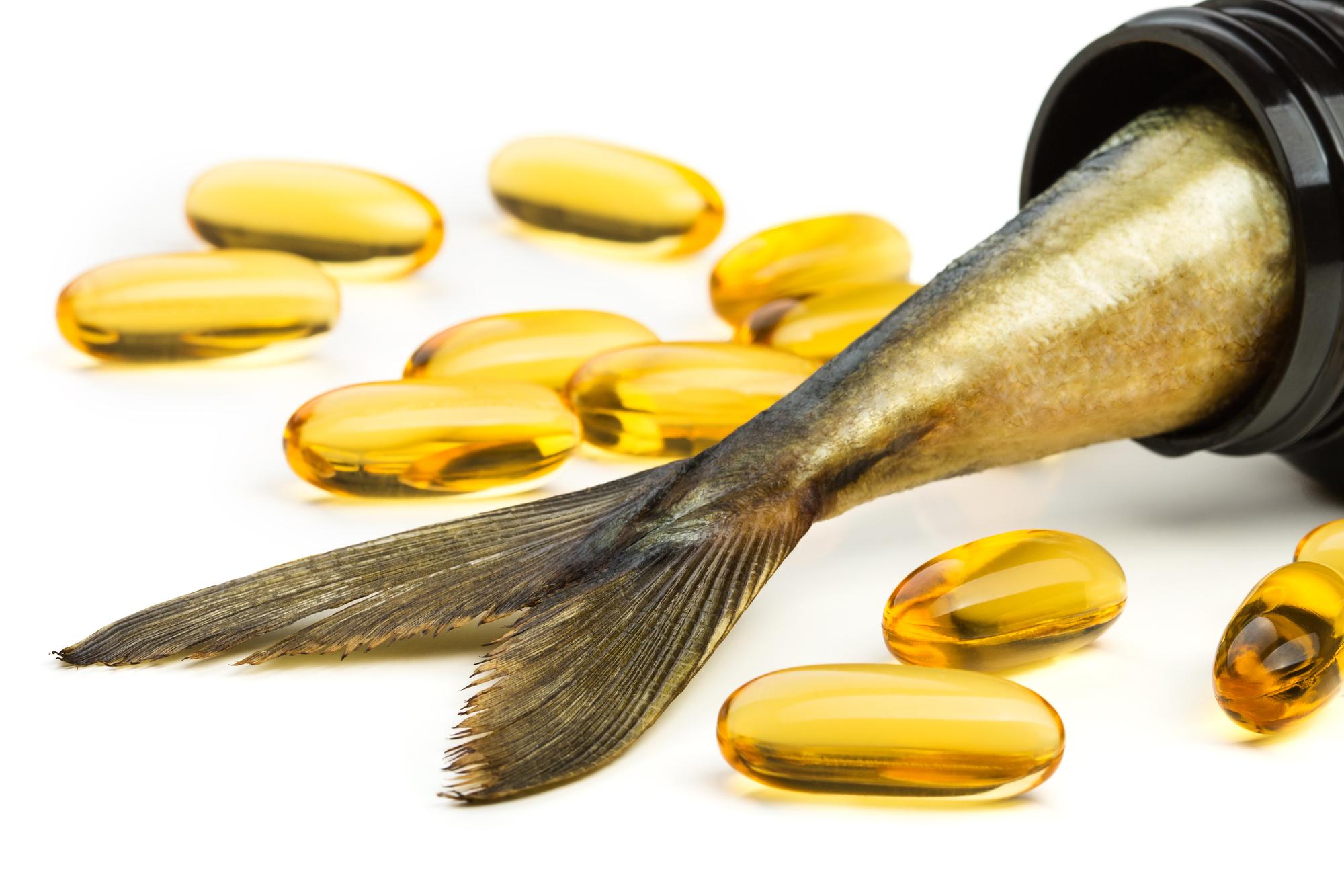 Рыбий жир: польза и вред для организма