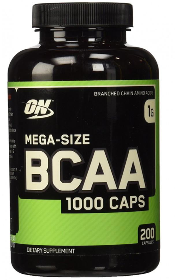 Bcaa mega size 1000 caps: как принимать, противопоказания, отзывы