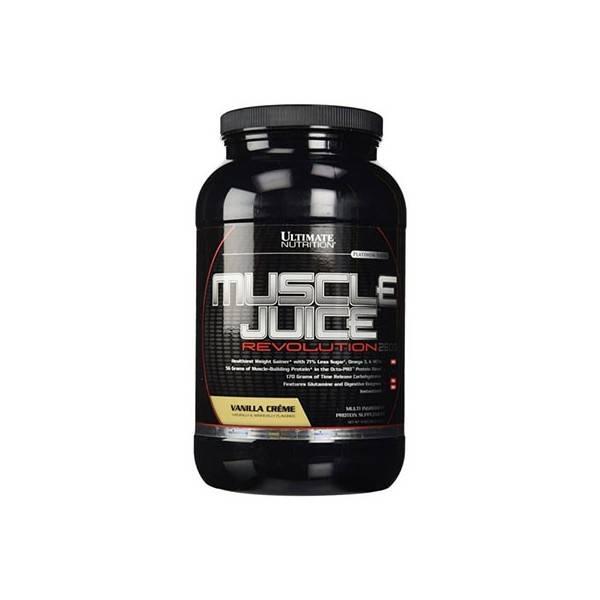 Muscle juice revolution 2600 2250 гр - 5lb (ultimate nutrition)