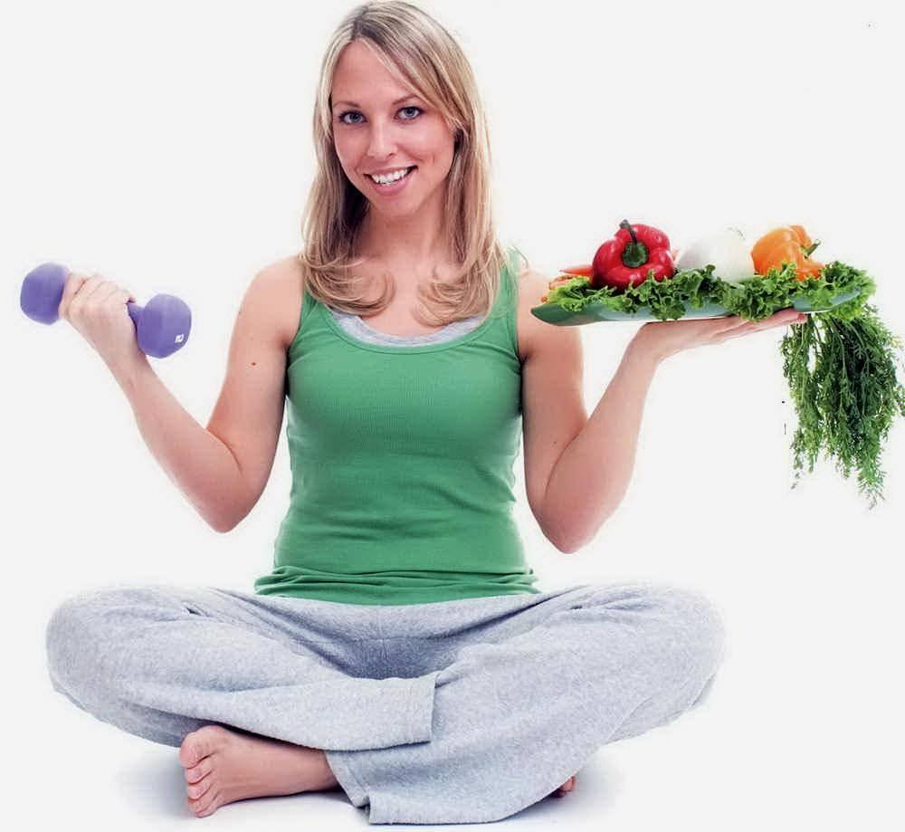 Как правильно похудеть на здоровом питании женщинам после 40 лет: меню на неделю