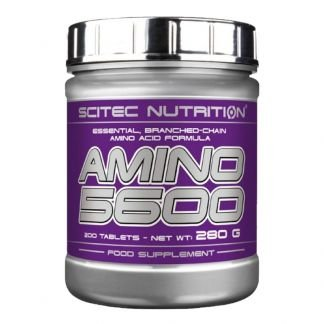 Amino 5600 200 табл (scitec nutrition)