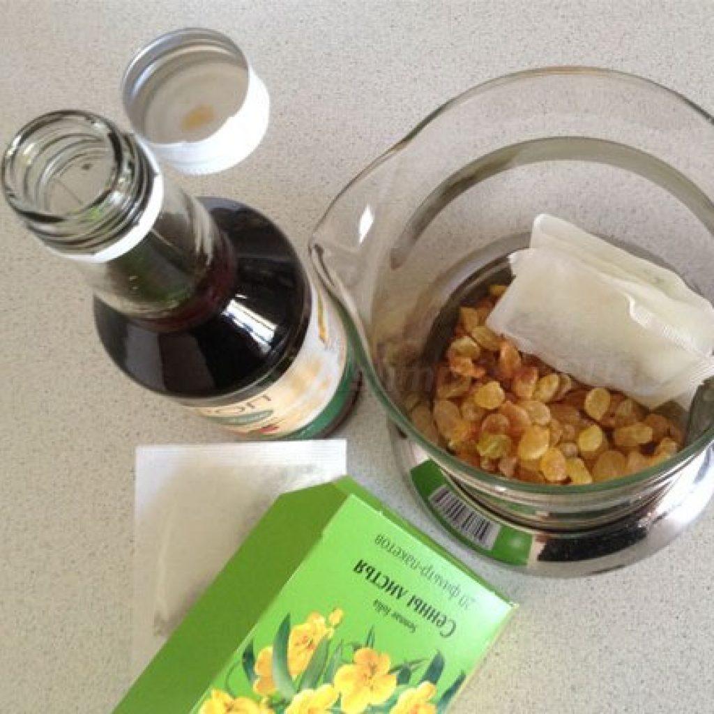 Холосас, изюм и сенна для похудения: инструкция по применению, очищение печени и кишечника, рецепт с черносливом и курагой, травяной сбор с медом