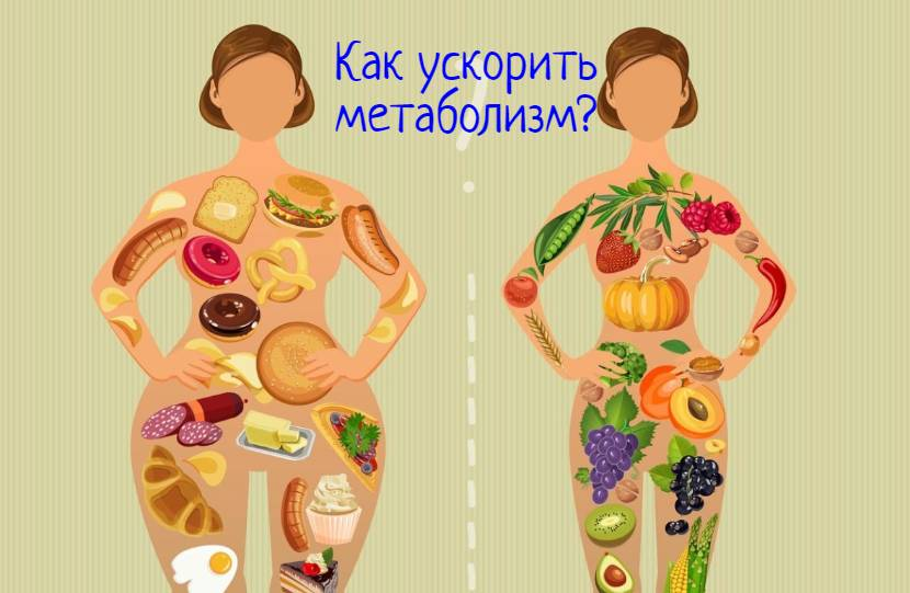 Быстрый метаболизм: хорошо или плохо?