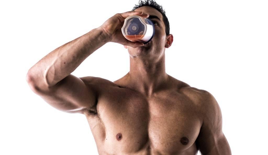 Стоит ли пить гейнер во время тренировки