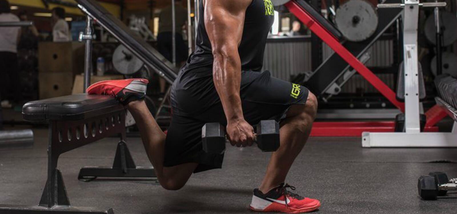Лучшие упражнения для тренировки ног на массу