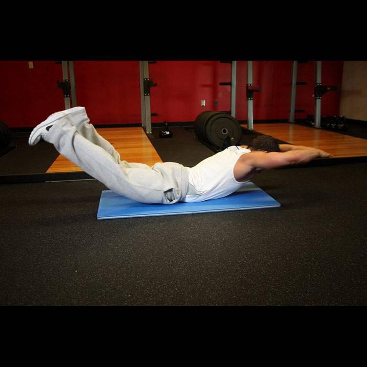 Обратная гиперэкстензия: полный обзор упражнения
