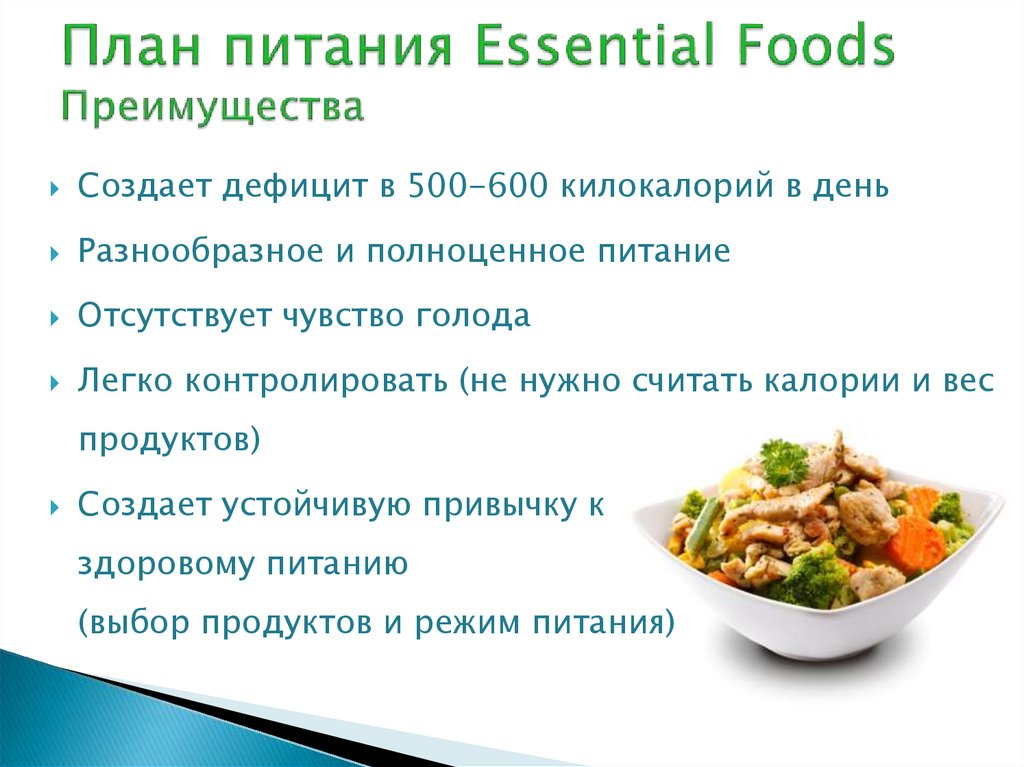 Интеллектуальная платформа для экспертов по питанию
