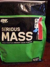 Как правильно принимать добавку serious mass?