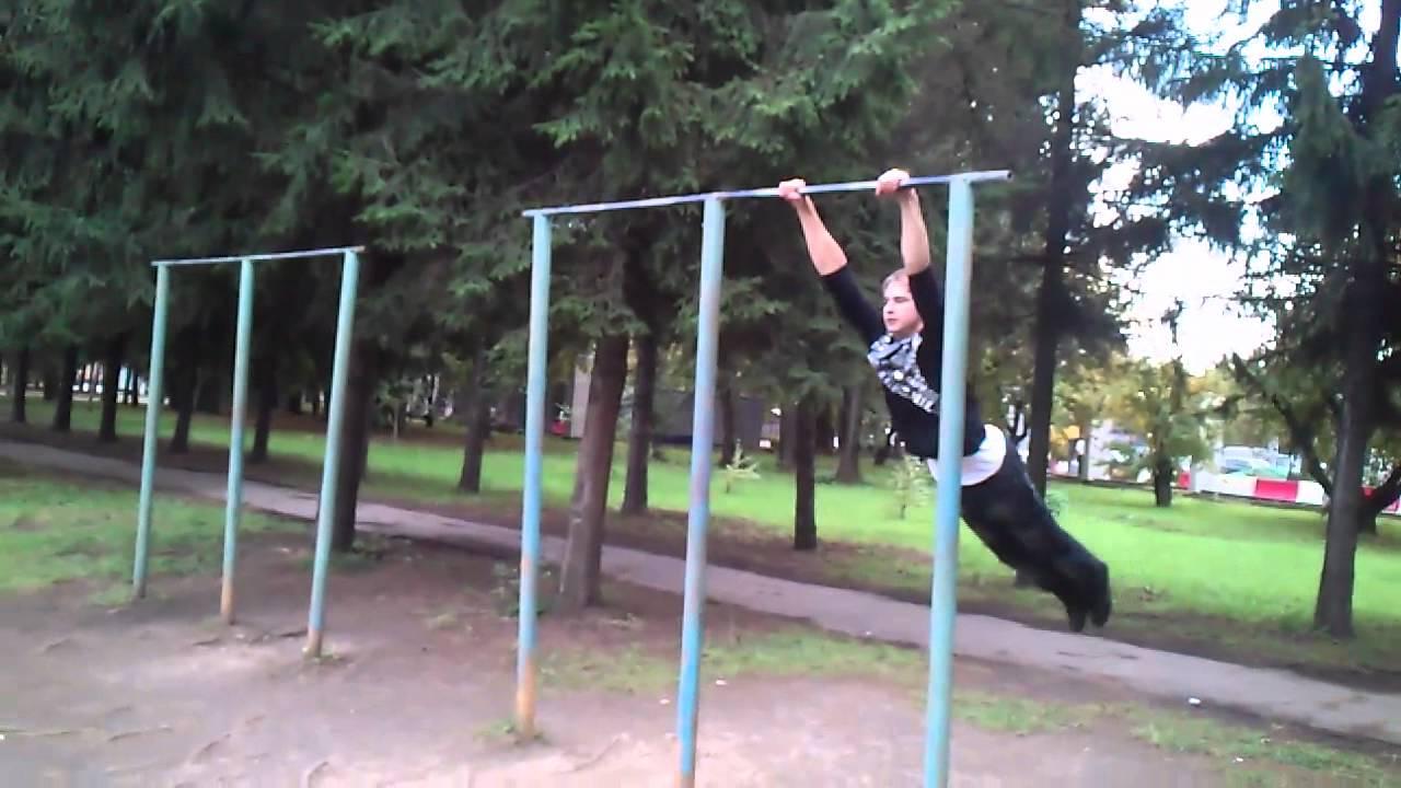 Воркаут — особенности уличной гимнастики
