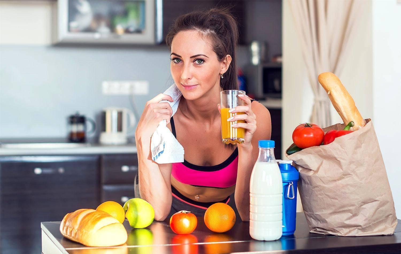 Можно ли заниматься спортом во время диеты и каким