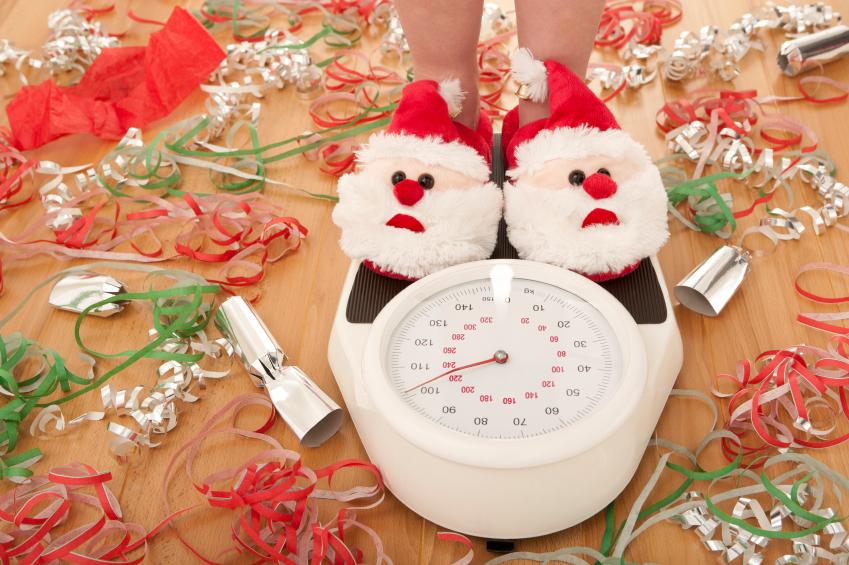 Как не переедать в новый год и другие праздники. на сколько можно поправиться за одно застолье?
