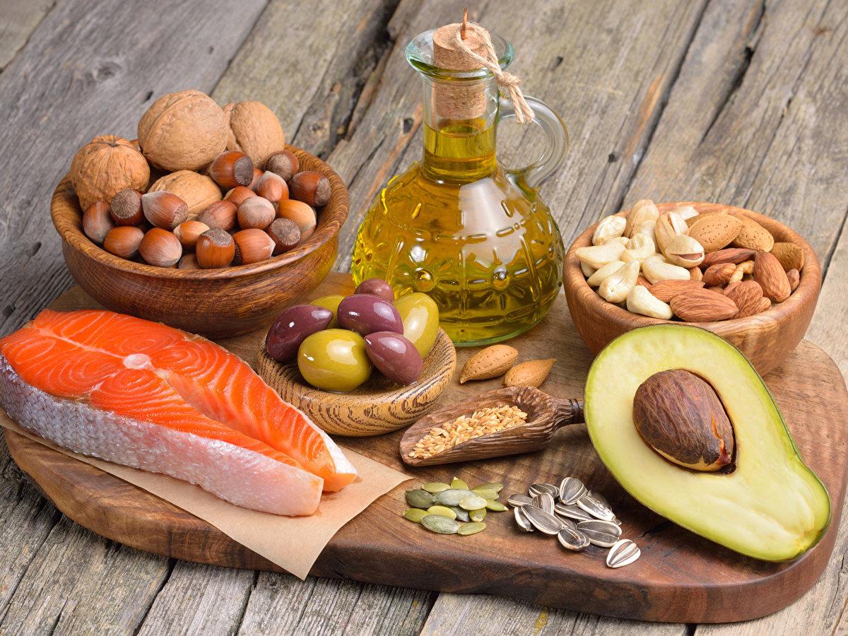 Полезные и вредные жиры