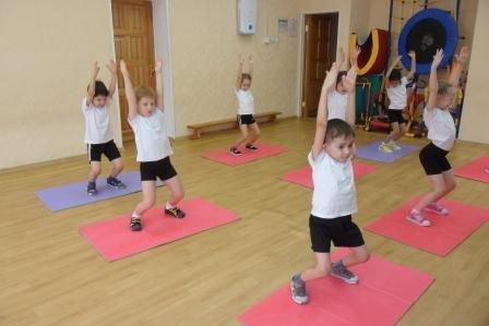 Мастер-класс «стретчинг для детей дошкольного возраста»