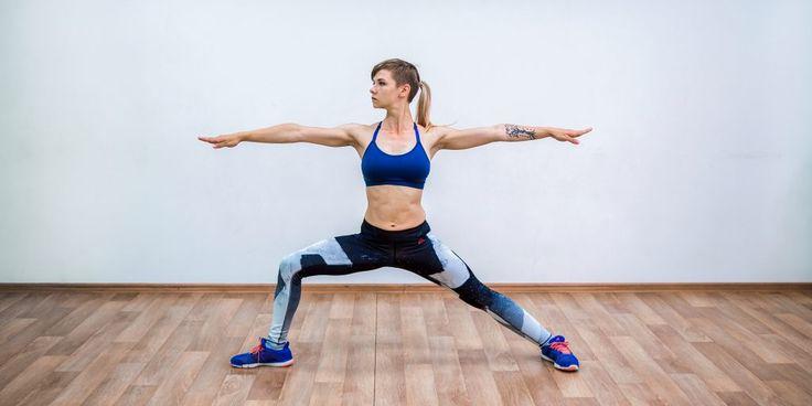 Лучший комплекс упражнений для утренней зарядки