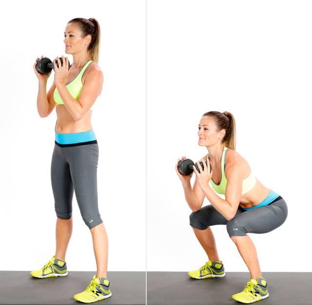 Упражнения с гантелями в домашних условиях для мужчин и женщин. схемы тренировок и базовые упражнения