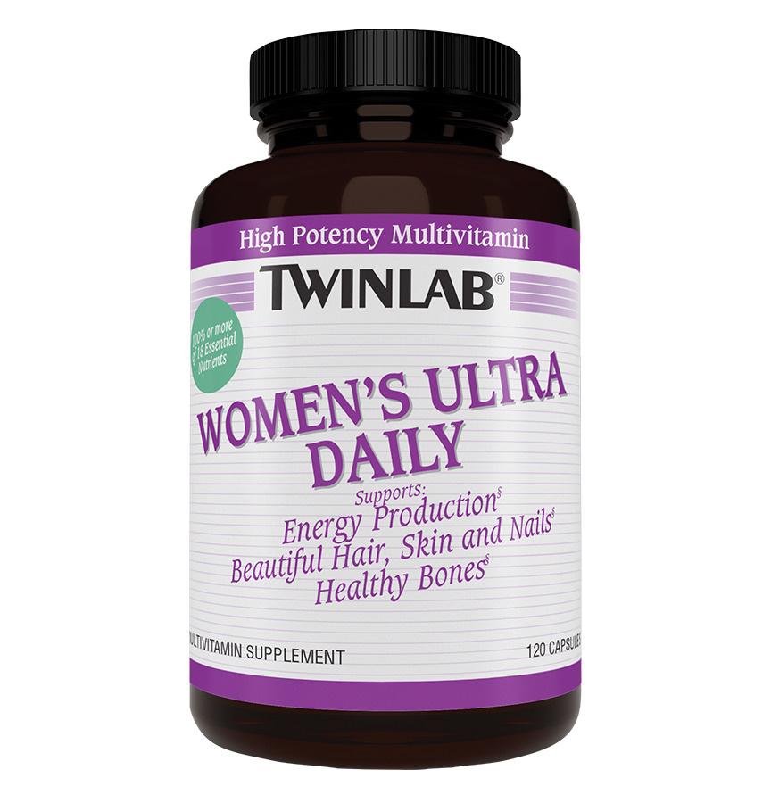Twinlab daily one caps витамины