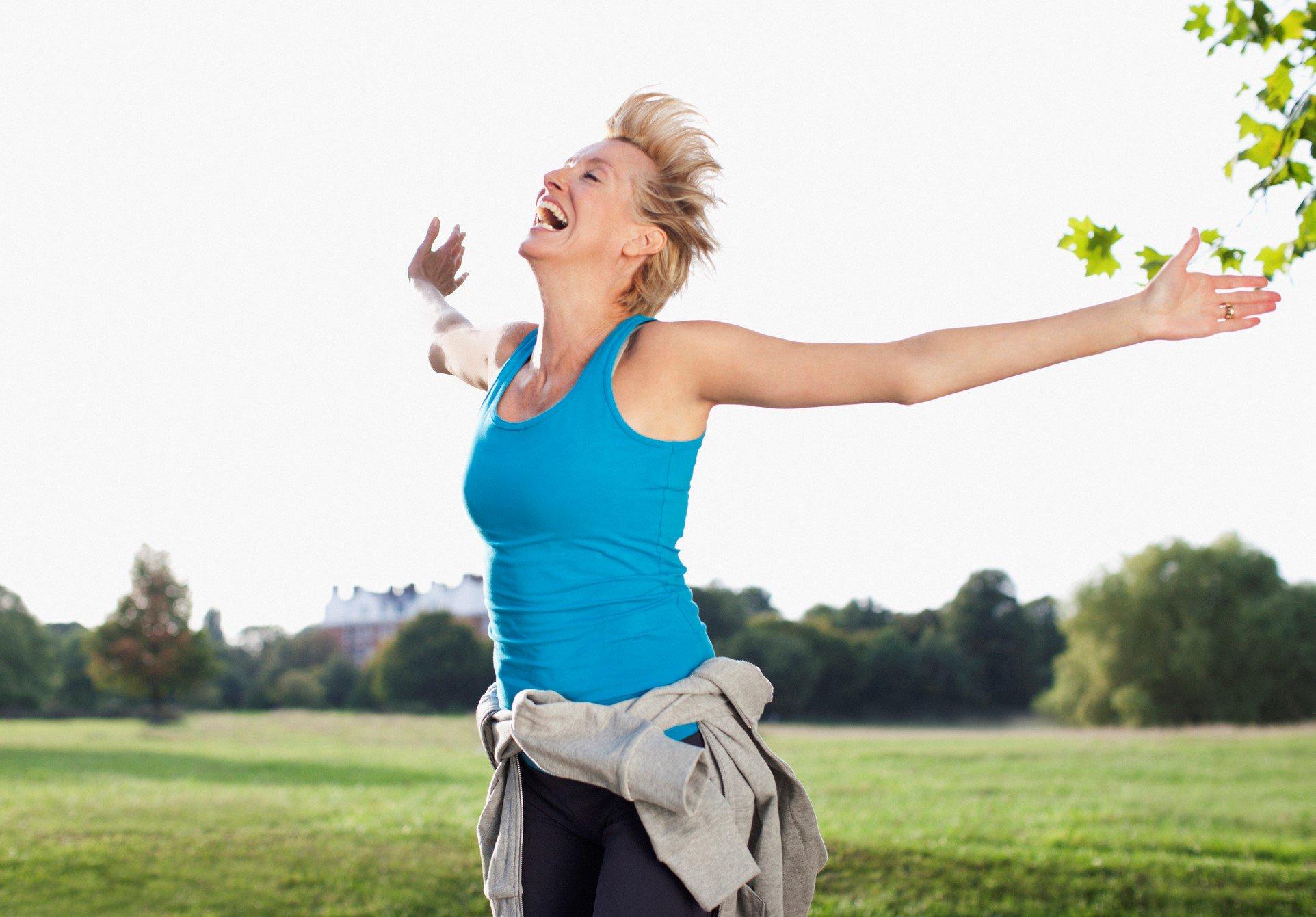 Как стать энергичным и бодрым человеком?