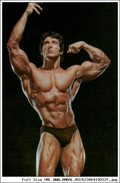 Фрэнк зейн. человек, не желающий стареть | musclelife.ru
