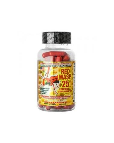 Red wasp 25 как принимать жиросжигатель от cloma pharma, отзывы | supermass.ru